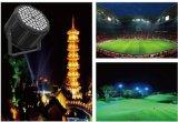1000W 2000W Mhl 할로겐 램프 보충 130lm/W 15 30 60 정도 600W 옥외 LED 높은 돛대 빛