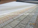 Tela translúcida profesional de las persianas de rodillo con el precio bajo y alto Quatity, persiana de rodillo al por mayor del apagón de la tela del apagón de Suramérica