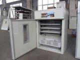 Oeuf automatique rentable de qualité approuvée de la CE hachant l'incubateur