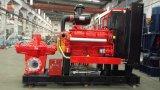 Equipamento completo diesel da luta contra o incêndio