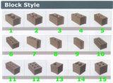 Modèle Qtj4-40 manuel de machine de bloc concret en Chine
