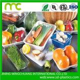 깔판 수화물 과일 야채와 건초를 위한 포장 플라스틱 포장 필름