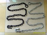 La cadena de negro