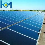 Ужесточен 3.2mm низкий утюг стекло панели солнечных батарей с высоким коэффициентом пропускания света