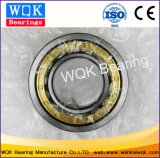 Messingrahmen-zylinderförmiges Rollenlager des Rollenlager-Nu208em1c3