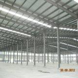 Мастерская светлой конструкции стальной структуры полуфабрикат с богатым опытом