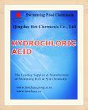 Het vloeibare Zuur van het Chloride van de Waterstof (HCl)