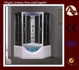 nueva sala de vapor de modelo / sala de vapor caliente de la venta / con baño de vapor de cristal / sala de vapor de lujo ( 936)