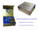 Cosmetic modificado para requisitos particulares Gift Boxes, Paper Packaging Boxes para Cosmetic