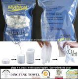 Comprimido de alta calidad de tejido no tejido de toalla de papel de cocina