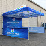 Camping Party Gazebo Aberto ao ar livre Toldos pop-up Grande Tenda Exposição Marquise Big Canopyfullcolor Print Aluminum Advertisingfee-Shipping 10FT / 15FT / 20FT
