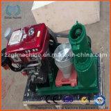 Matériel de production à moteur diesel d'alimentation