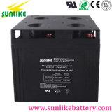 excellente batterie 2V2000ah de gel de la qualité 2V pour l'énergie solaire