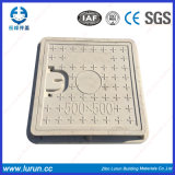SGS Composite Plastic Round Manhole Cover for Tank Truck