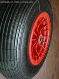 rotella di gomma pneumatica della carriola 16 '' x4.00-8