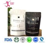Té de la pérdida de peso del Detox del té verde que adelgaza productos