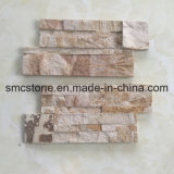 18*35cm 사암 돌 베니어 편평한 문화 돌