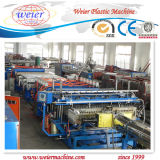 PP, máquina hueco de la protuberancia de la hoja del PE (SJ-120/33)