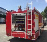 Sinotruk HOWO 6 roda 12 da água do petroleiro da espuma o incêndio toneladas de caminhão da luta contra