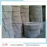 Enchimento da torre de resfriamento de PVC PP como filme de tratamento de águas residuais