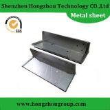 Usine durable personnalisable de Shenzhen de pièce de boîtier en métal