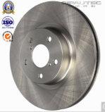 Fabrication directe d'usine chinoise avec les rotors 8941034602, 8941034604 de frein à disque du frein Ts16949, 8944175473, 8944175471, 94103460 pour Chevrolet Isuzu