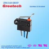 0,1A Câblage Micro-commutateur personnalisé avec lames droites leve