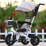 Scherzt neues Baby-Dreirad des Entwurfs-2017 Spaziergänger-Kind-Dreiradfahrrad
