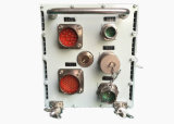 Elektro-optisch Systeem met Lwir Thermische Camera, HD TV, 5km de Afstandsmeter van de Laser