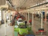 Planta de fabricación automática del coche eléctrico