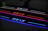 Vapor &#160 dinámico del coche LED; Lámpara agradable del pedal