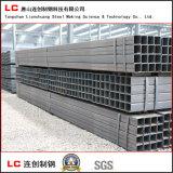 Tubo de acero de la sección hueco cuadrada de la alta calidad