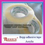 Nastro impaccante adesivo della rottura facile di BOPP