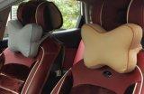 OEM Katoen vulde het Comfortabele Hoofdkussen van de Rust van de Hals van de Auto voor het Drijven van het Leven