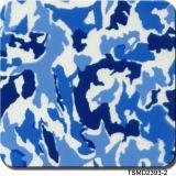 Largeur de Tsautop Tsmd2393 camouflage de film de transfert d'impression de l'eau de 1 mètre