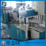 Serviette en papier tissu automatique d'alimentation de la machine de refendage et de rembobinage de la machinerie