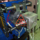 90mm Screw Diameter Cable Sheath Extruder Machine