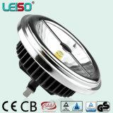 Leiso LEDからの75Wハロゲン置換2700k 90ra LED AR111