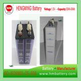 Batterie cadmium-nickel rechargeable Ni-CD de 1.2V 20ah