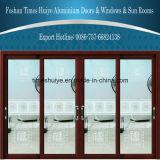 Хорошее качество и конкурентоспособные цены алюминиевых дверей