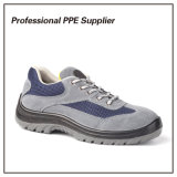 軽量の通気性の夏の鋼鉄つま先の安全靴