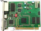 Linsn Ts802 volle Clolor LED-Bildschirmanzeige-synchrone sendende Karte mit DVI, Daten-Kabel (USB)