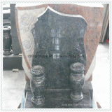 Nature Granite Tombstone for Memory