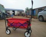 Tc-1201 het vouwen van de Wagen van het Nut met de Dubbele Zak van de Laag