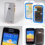 Samsung I8530 TPU 材料用シリコン携帯電話ケース