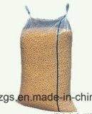 Sac tissé par pp coloré de plastique d'impression pour la graine