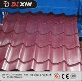 Dx 1100は機械を形作るタイルの屋根ふきシートロールを艶をかけた