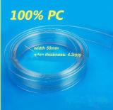 La persiana enrrollable del policarbonato transparente automático/el policarbonato rueda para arriba la puerta/el obturador transparente del rodillo