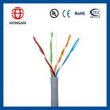 UTP Cat5e Netwok Kabel mit kupfernen Paaren 24AWG