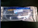 Juego de infusión intravenosa desechable con aguja